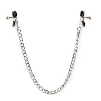 Bondage Boutique Adjustable Nipple Clamps