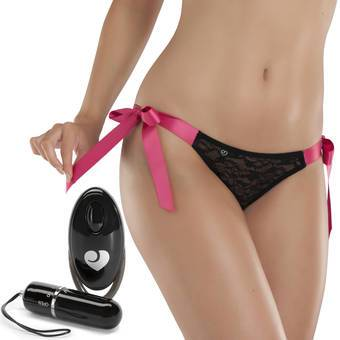 Lovehoney Hot Date 10 Function Remote Control Vibrating Knickers