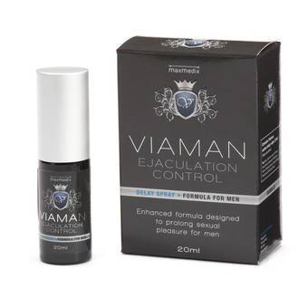 Viaman Delay Spray for Men 20ml