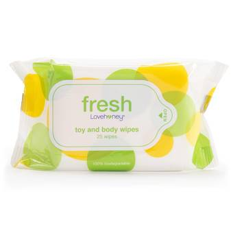 Fresh Wipes