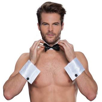 LHM Male Stripper Collar & Cuff Kit