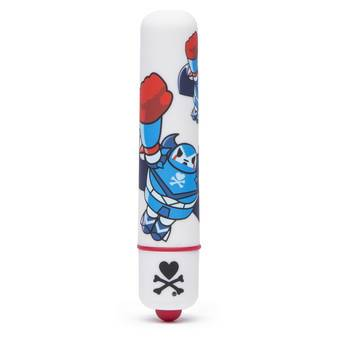tokidoki x Lovehoney Circuits Single Speed Mini Bullet Vibrator
