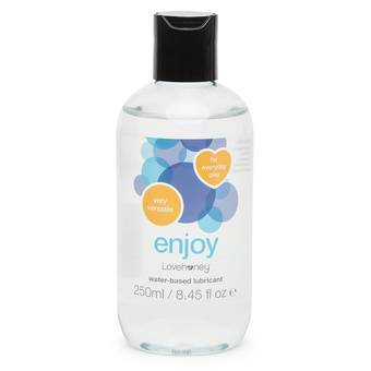 Lovehoney Enjoy Gleitmittel auf Wasserbasis 250 ml