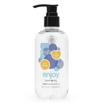 Lovehoney Enjoy Water-Based Lubricant 8.5 fl oz