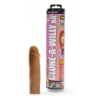 Clone-A-Willy Chocolate Moulding Kit