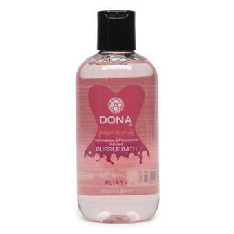DONA Flirty Aphrodisiac & Pheromone Bubble Bath 240ml