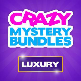 Tracey Cox Luxury Crazy Mystery Couple's Grab Bundle
