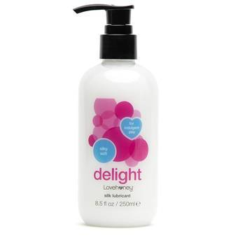 Lovehoney Delight Extra Silky Water-Based Lubricant