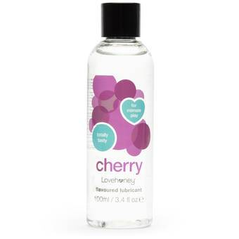 Lovehoney Cherry Flavoured Lubricant 3.4 fl oz