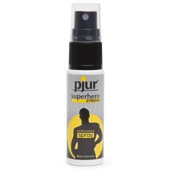 Spray pour meilleure libido homme pjur