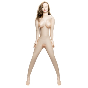 Shy Camilla Realistic Vagina and Ass Vibrating Inflatable Sex Doll