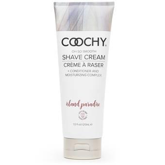 Coochy Oh So Smooth Island Paradise Moisturizing Shave Cream 7.2 fl oz