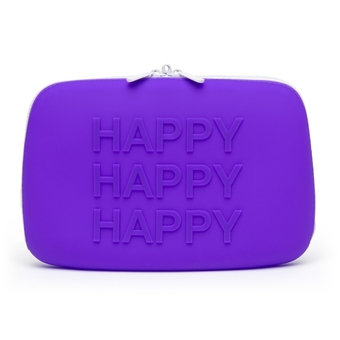 Happy Rabbit HAPPY Large Silicone Zip Storage Bag