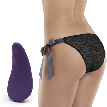 Desire Luxury App-Controlled Rechargeable Knicker Vibrator