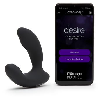 Desire Luxury App Controlled Love Egg Vibrator
