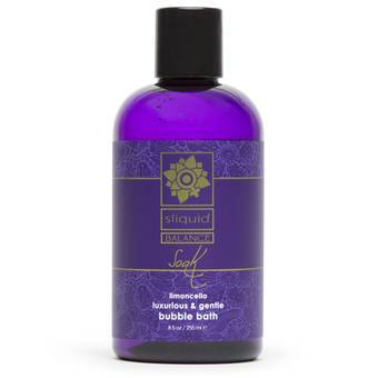 Sliquid Balance Soak Limoncello Bubble Bath 255ml