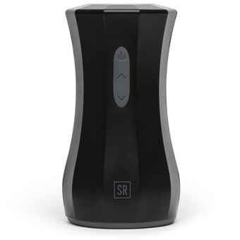 Control Rechargeable Warming Male Masturbator with Turbo Speed