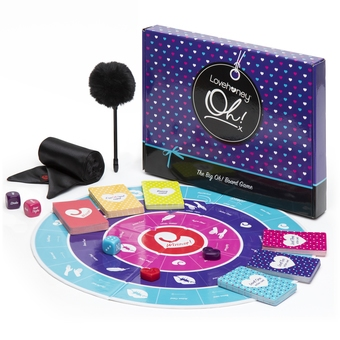 Lovehoney Oh! Fantastic Foreplay Board Game