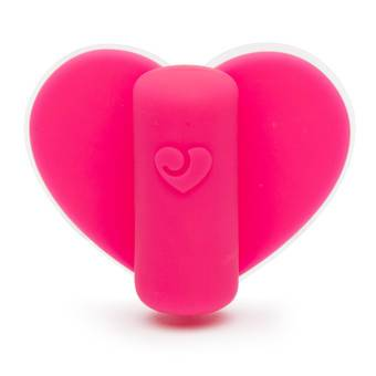 Lovehoney Stuck On Love Clitoral Heart Knicker Vibrator