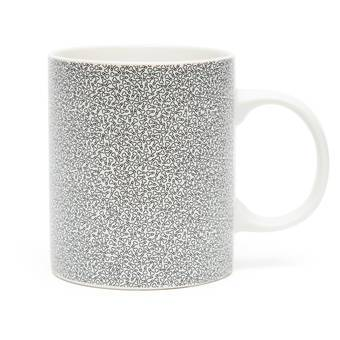 Penis Pattern Novelty Mug