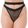 Lovehoney High-Waisted Cut-Out Fishnet Thong