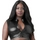 Lovehoney Plus Size Fierce Wet Look Zip Up Bra