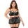 Fantasy Play Plus Size Wet Look Nurse Costume Set