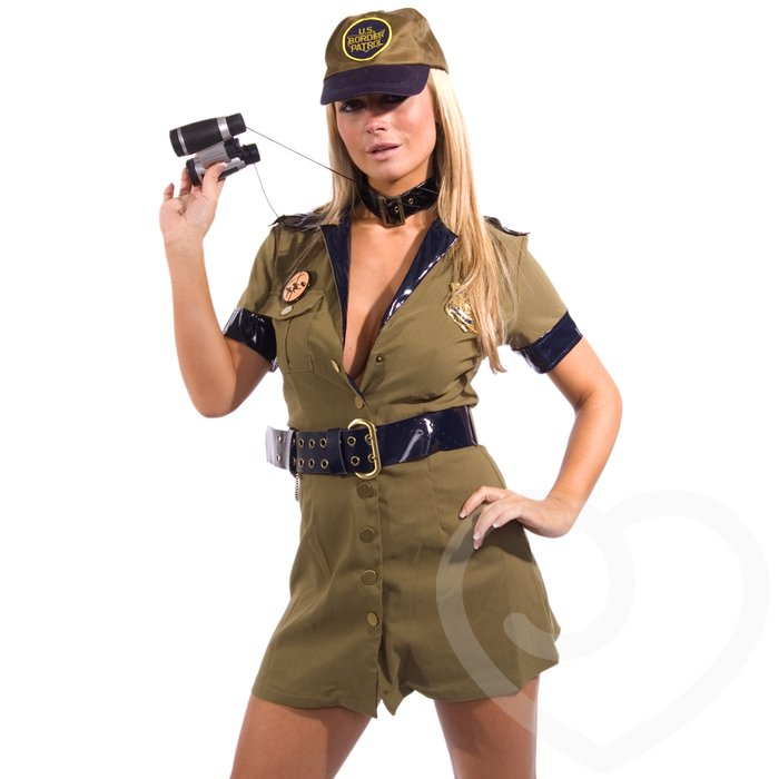 Dreamgirl Army Patrol Set