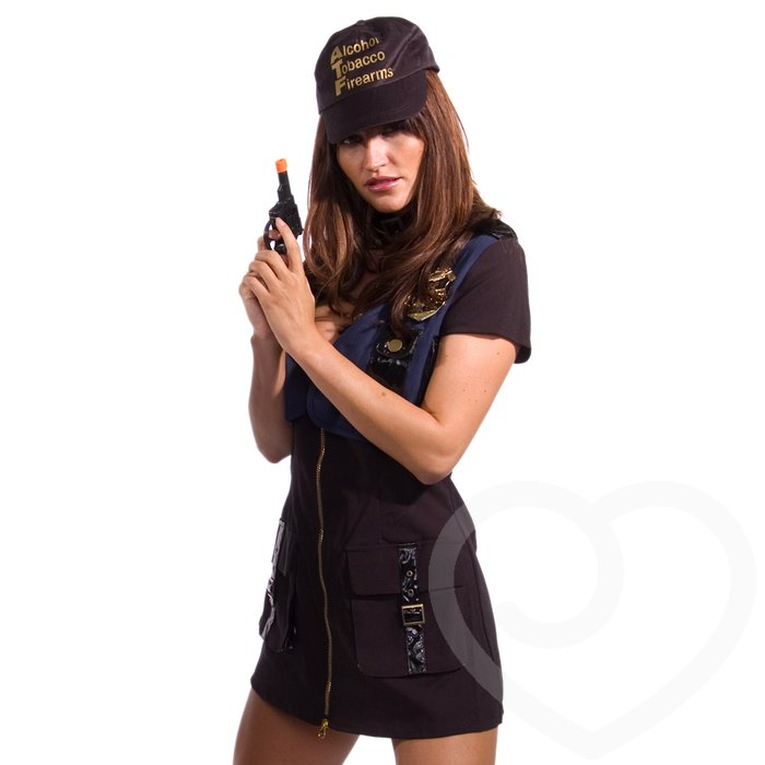 Dreamgirl ATF Agent Costume