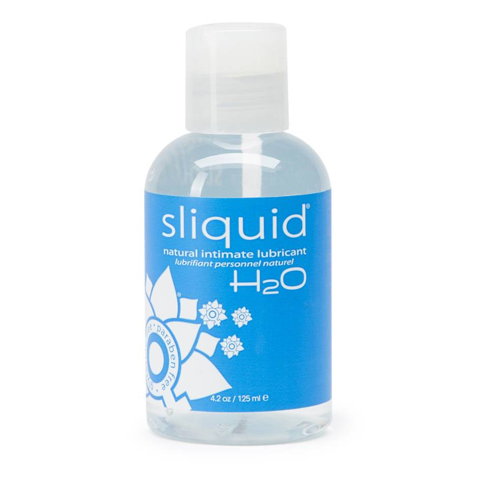 Sliquid H2O Original Water-Based Lubricant 125ml