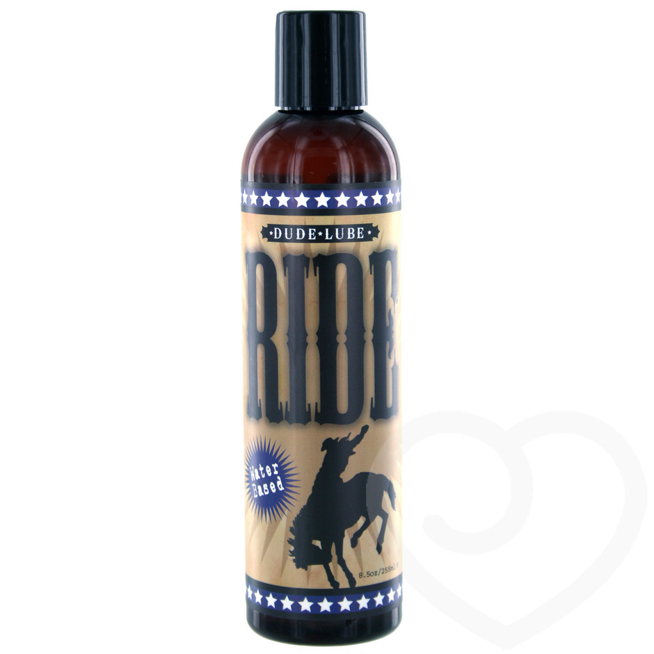 Lubrifiant H2O 255 ml par Sliquid Ride Dude