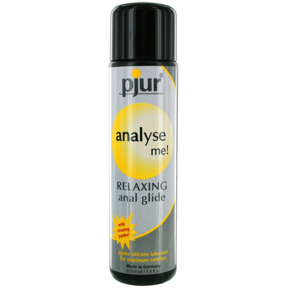 Pjur Gleitmittel Analyse Me 100 ml