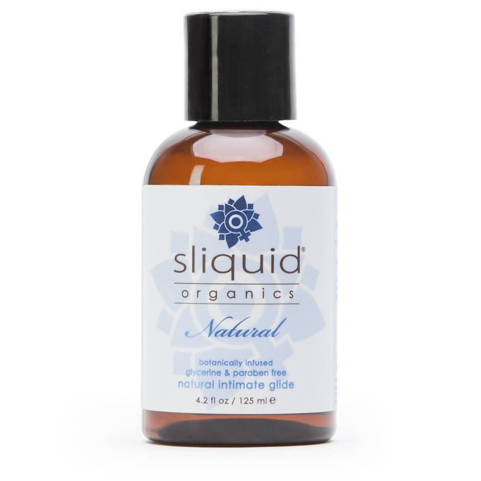 Sliquid Organics Natural Lubricant 125ml