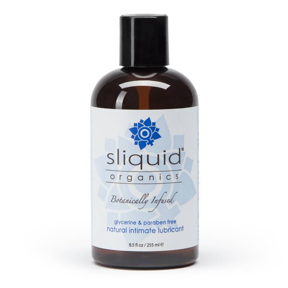 Sliquid Organics Natural H2O Lubricant 255ml