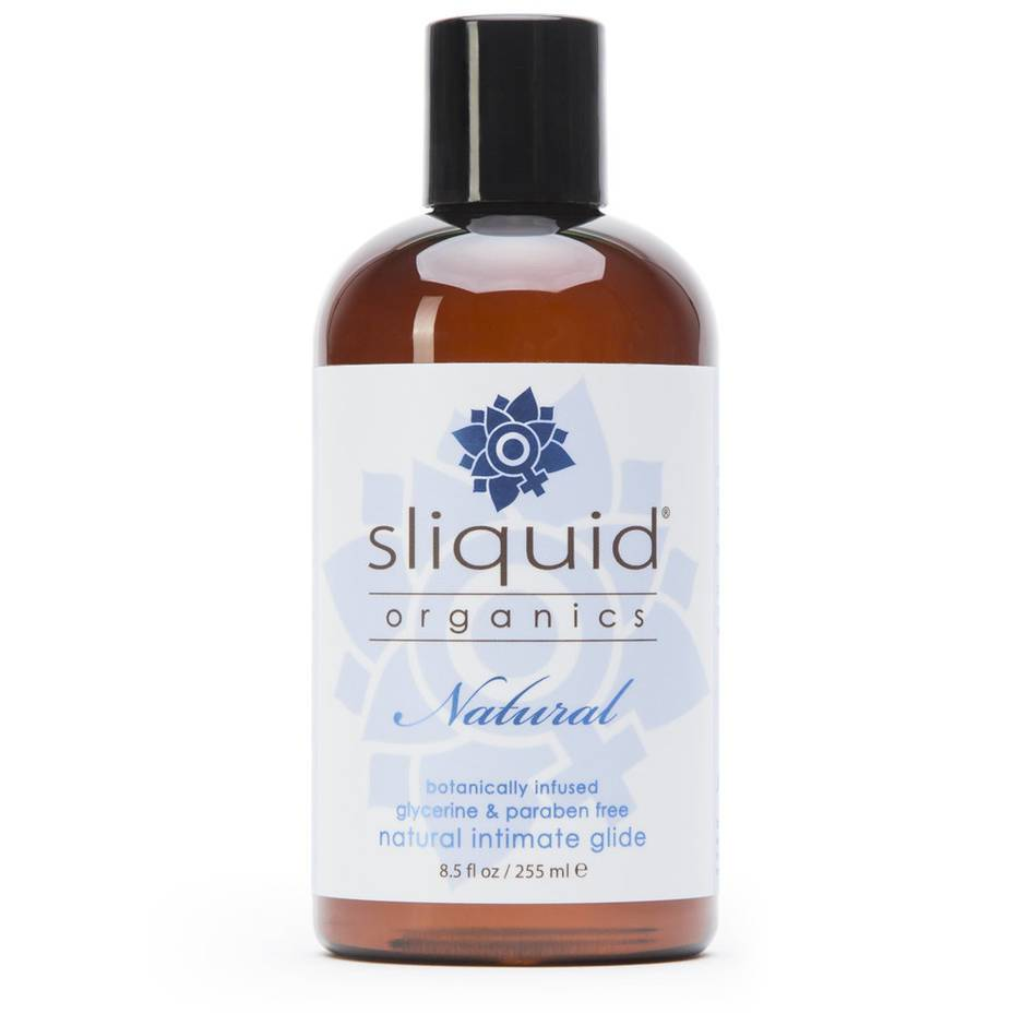 Sliquid Organics Natural Lubricant 255ml