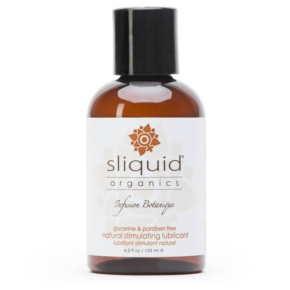 Sliquid Organics Natural Sensation Lubricant 4.2 fl. oz