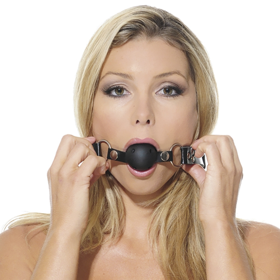 Fetish Fantasy Breathable Ball Gag Training System (3 Balls)