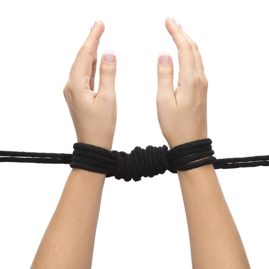 Soft Rope Bondage 59