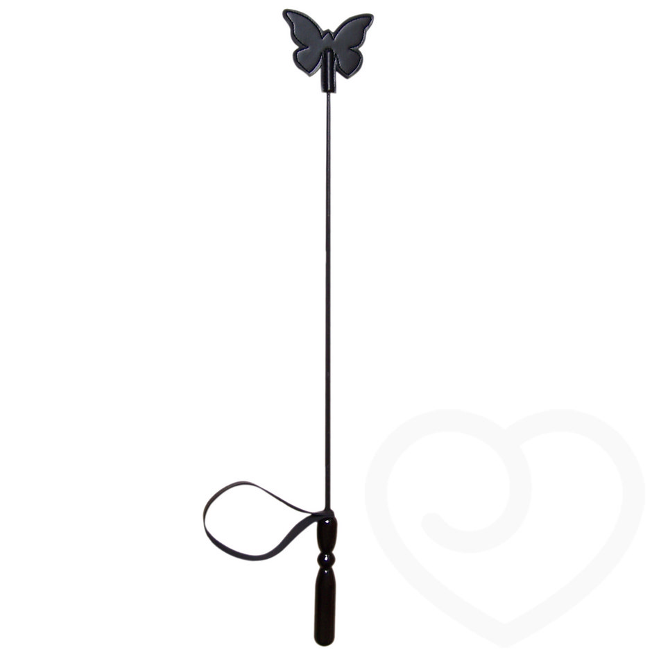 Bondage Boutique Butterfly Riding Crop Whip