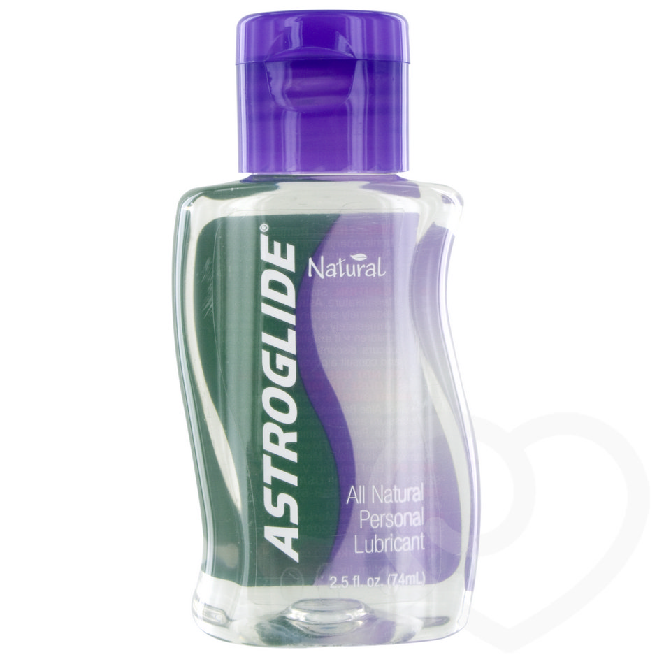 Astroglide Natural Water-Based Lubricant and Moisturizer 74ml