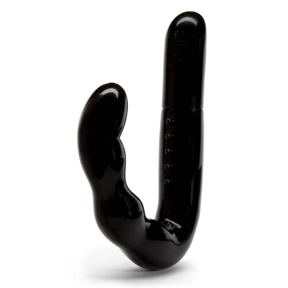 In and out battery operated vibrator knows