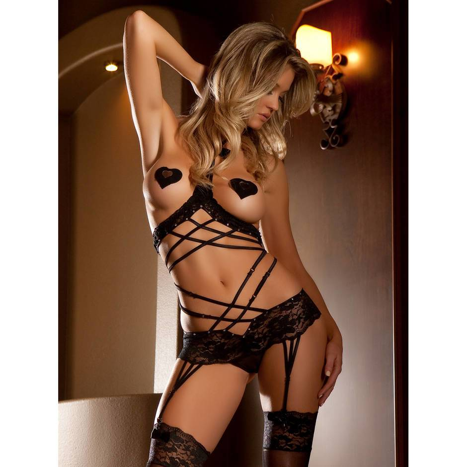 G World Rated X Racy Teddy 3 Piece Set