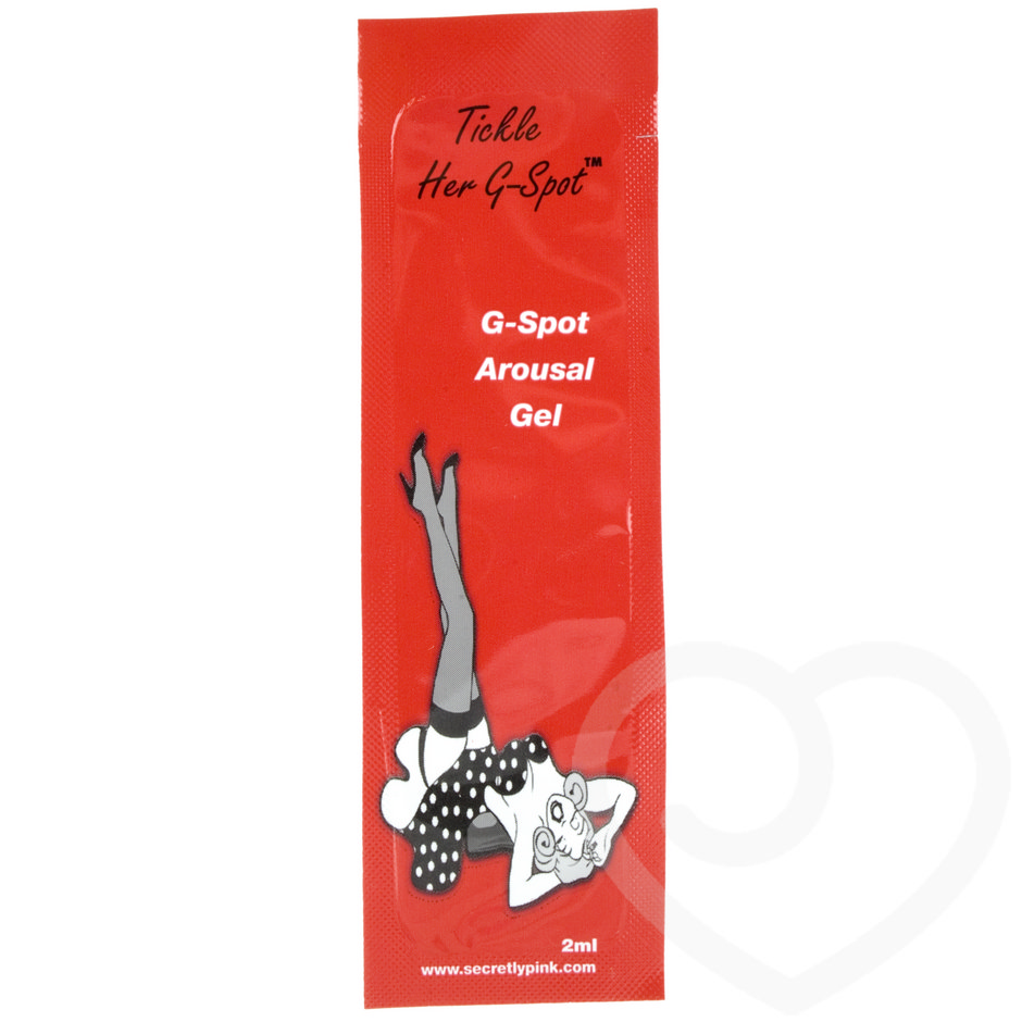 Tickle Her G-Spot Arousal Gel 2ml Sachet