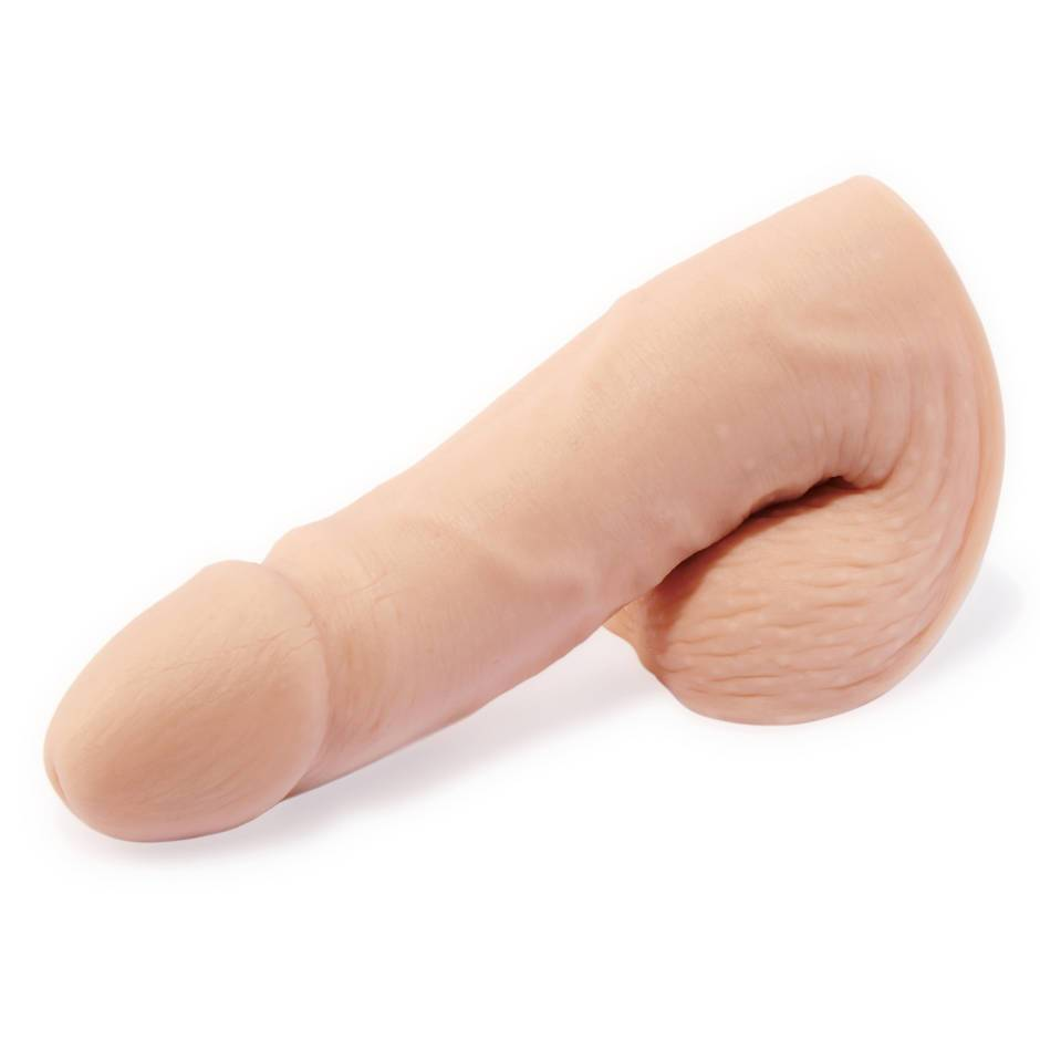 Limpy 7 Inch Soft Packing Dildo