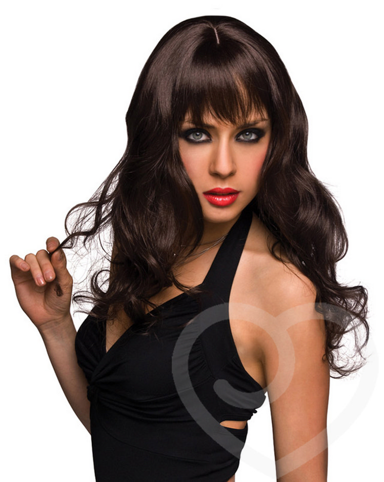 Joey Long Wavy Pleasure Wig