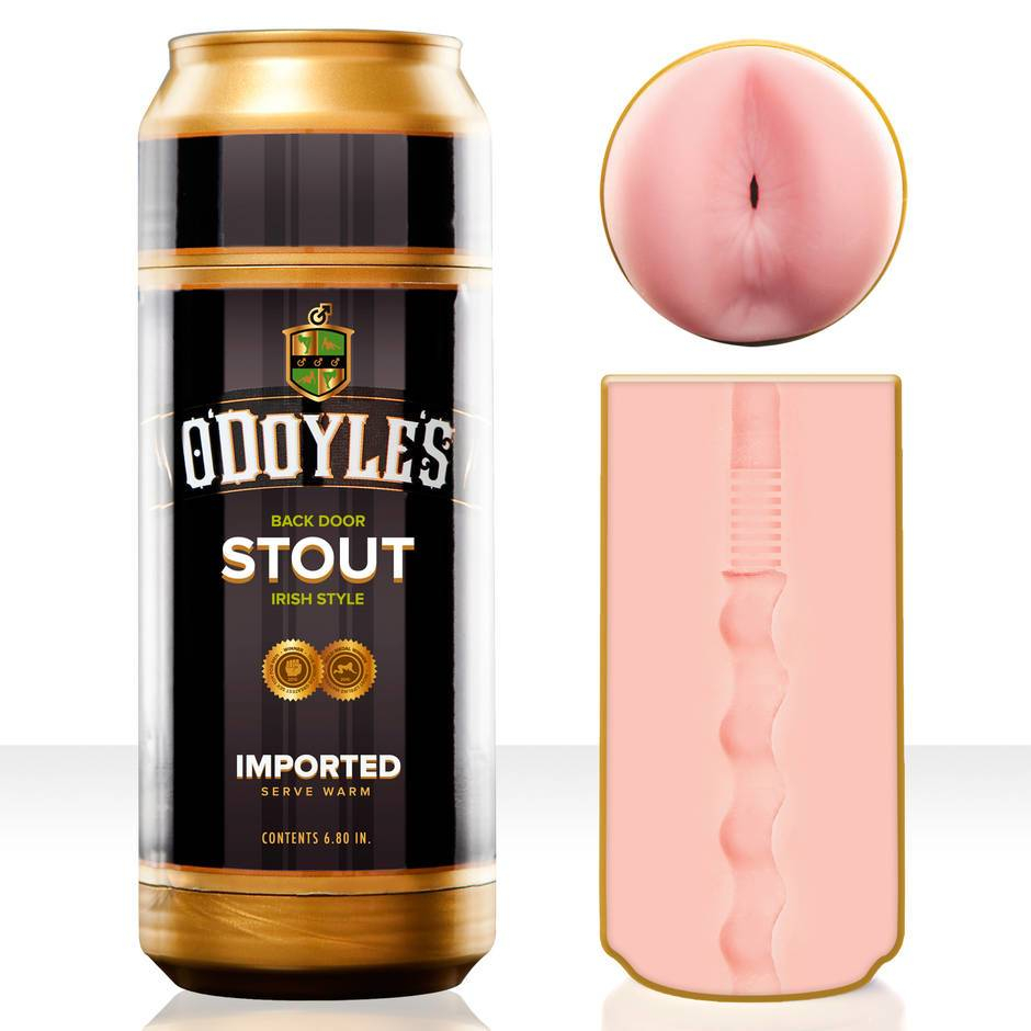 Fleshlight Sex in a Can O'Doyle's Stout