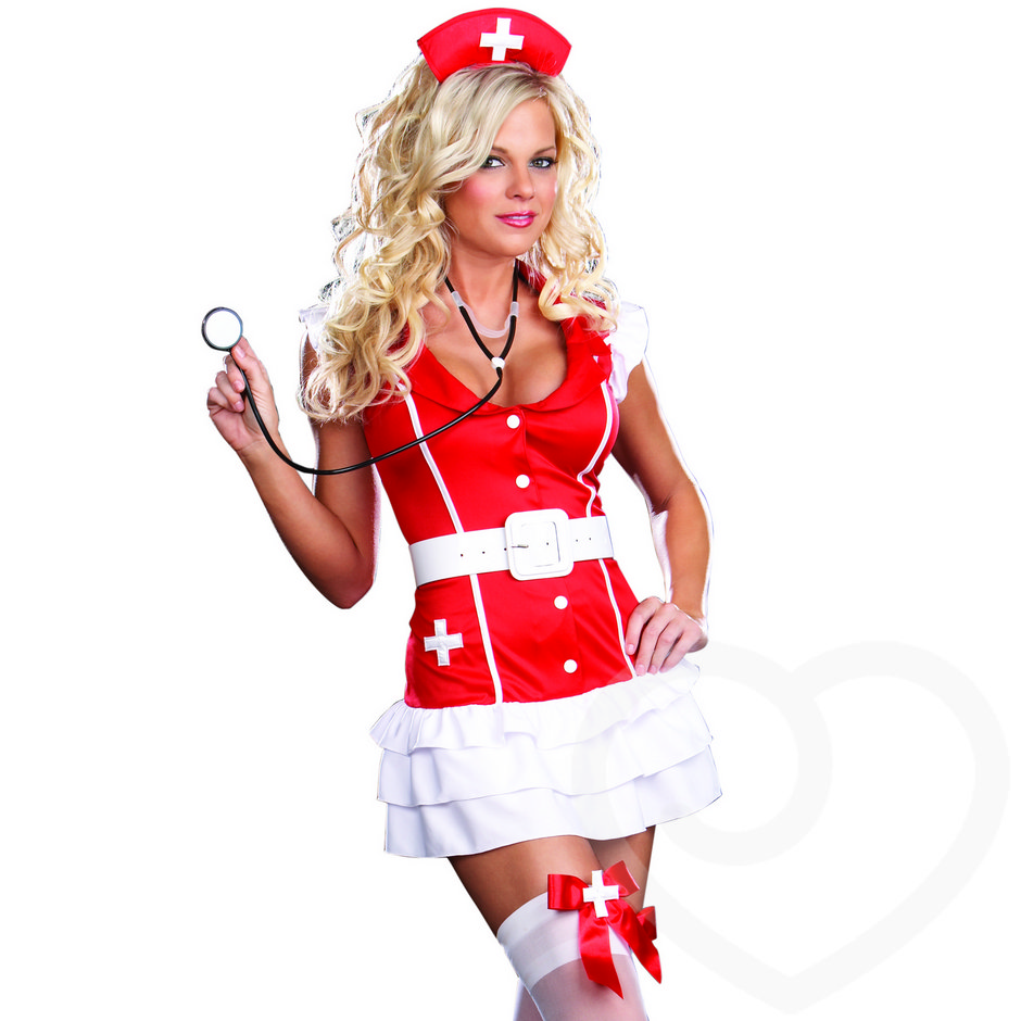 Dreamgirl Vital Signs Nurse Costume