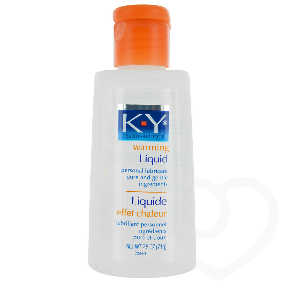 KY Warming Liquid 70ml