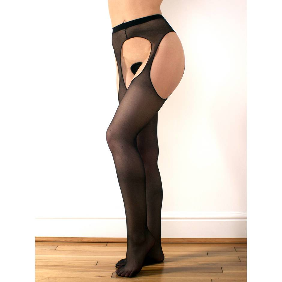 Classified 15 Denier Suspender Tights