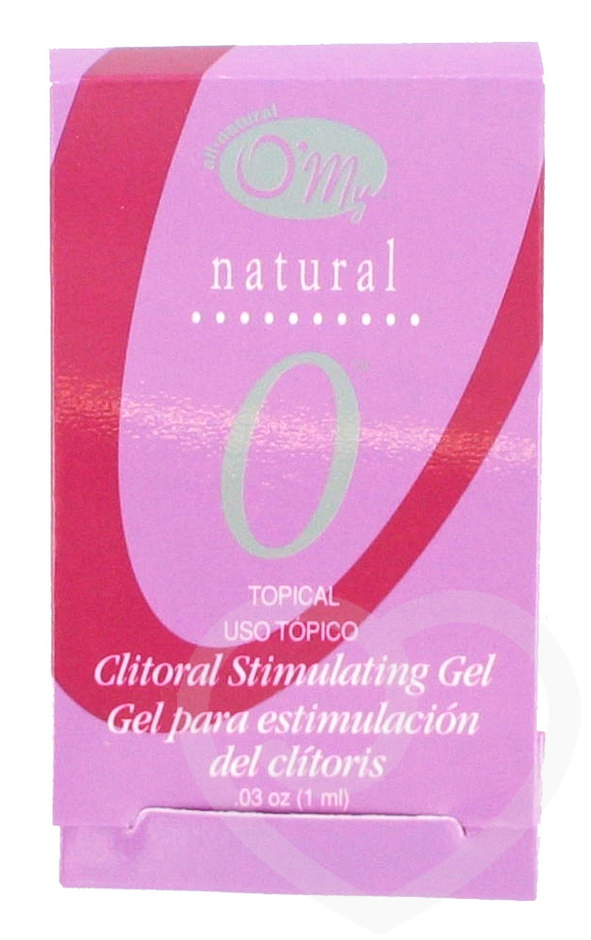 O My Clitoral Stimulating Gel (1ml sample)